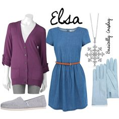 """""""Elsa - Frozen"""" by victorialives on Polyvore"""