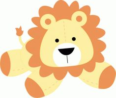Silhouette Online Store: rivka's renditions toy lion