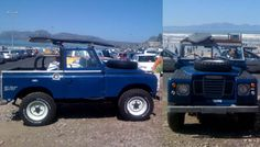 Land Rover SWB Surf, Muizenberg 2012 #weekendwheels