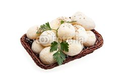 Food stock photos at Fotolia from $1.50: Frozen Peeled New Potatoes