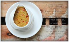 Zucchini and Walnut Soup