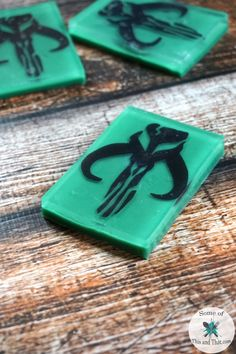 DIY Mandalorian Soap Project - Some of This and That Geek Crafts, Adult Crafts, Fun Crafts For Kids, Crafts To Sell, Diy Crafts, Diy Projects To Try, Craft Projects, Do It Yourself Crafts, Handmade Soaps