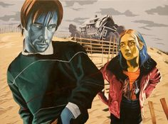 Eternal sunshine of a spotless mind Illustration by Justin Reed...