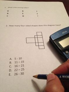 How Important Is My Child's IQ Test Score? Click on the picture to read the article.