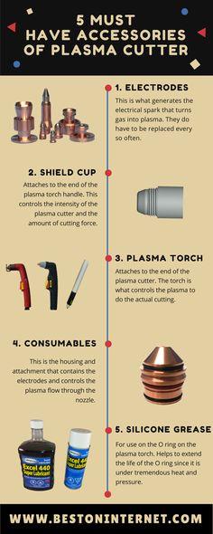 Top 5 necessary accessories of #Plasmacutter http://www.bestoninternet.com/tools-home-improvement/power-tools/portable-plasma-cutter/