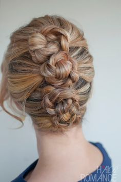 Easy Updo Prom Hairstyles
