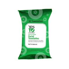Yes To Cucumbers Facial Towelettes, great products price is nice to