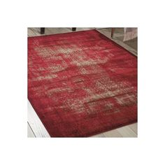 You'll love the Saliba Red Area Rug at Wayfair - Great Deals on all Rugs products with Free Shipping on most stuff, even the big stuff.