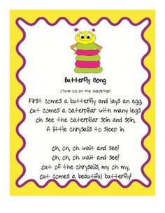 Fluency Pin 2. This activity has students read to the tune of popular easy songs. This activity will get students comfortable with reading with infliction and to a rhythm.