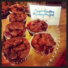 avocado, raspberry, banana super healthy morning muffins  #avocado #muffin #glutenfree #norefinedsugar #healthy #organic