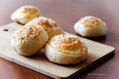 Мастерская на кухне: Улитки с сыром и кунжутом