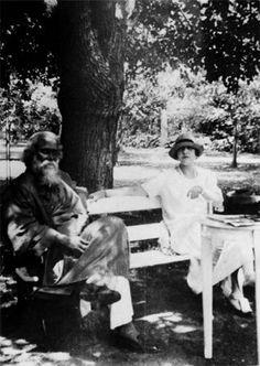 Victoria Ocampo and Rabindranath Tagore