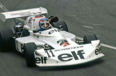 Patrick Depailler -  March 752 BMW/Schnitzer - Project Three Racing - XXXV Grand Prix Automobile de Pau 1975