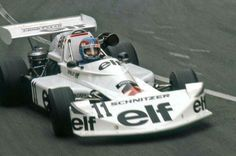 Patrick Depailler March 752 BMW F2