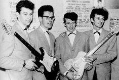 Ringo Starr – Rory Storm and the Hurricanes 40 – Photos – The Beatles Ringo Starr, Hurricane Images, Liverpool, Richard Starkey, Teddy Boys, Rockn Roll, The Fab Four, Guitar Art, John Lennon