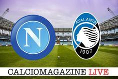 Napoli-Atalanta LIVE il 25 febbraio dalle ore 18