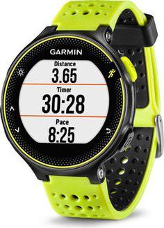 Garmin Forerunner 230 Sportuhr mit GPS, grün #Uhr #Digital #Sport #Galaxus