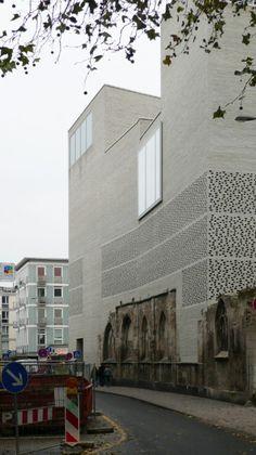 Peter Zumthor + Kolumba Art Museum