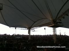 The Cynthia Woods Mitchell Pavilion has been key to the economic growth of The Woodlands. Located in Town Center The Woodlands, the Pavilion offers concerts, events and entertainment for all the family.