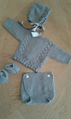 Baby Boy Knitting Patterns, Crochet Patterns, Knitted Jackets Women, Baby Coat, Baby On The Way, Baby Sweaters, Baby Dress, Crochet Baby, Tulum