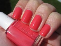 Essie - Peach daiquiri. love Essie's polishes, i'm gonna have to try this one