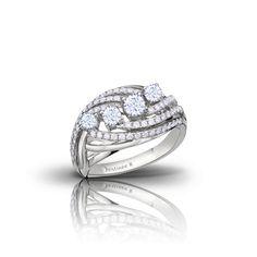 Lee Hwa Jewellery - Destinée Royale Eleri Ring