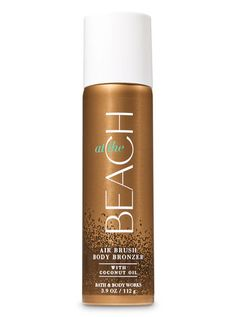 At the Beach Air Brush Body Bronzer - Signature Collection | Bath & Body Works