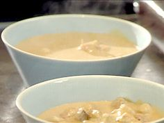 Shrimp Bisque recipe by Tyler Florence, Cooking Channel Lobster Bisque Recipe, Shrimp Bisque, Crab Bisque, Tomato Bisque, Seafood Bisque, Shellfish Recipes, Seafood Recipes, Soup Recipes, Cooking Recipes
