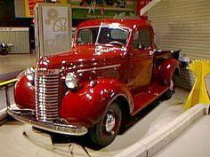 1940 Chevrolet Pickup,