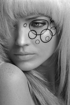 Halloween Makeup Inspiration: 19 Awesome Looks To Try Beauty Makeup, Eye Makeup, Hair Makeup, Helloween Make Up, Extreme Makeup, Looks Halloween, Fantasy Make Up, Theatrical Makeup, Make Up Art