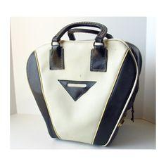 Love this retro bowling bag!