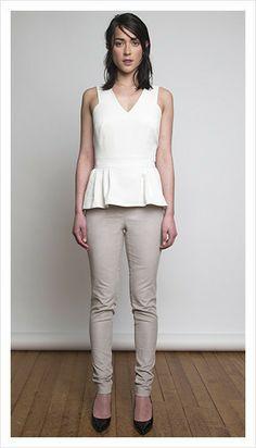ryan top | winter 2014 collection | juliette hogan