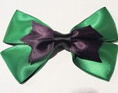 Incredible Hulk Hair Bow from The Avengers