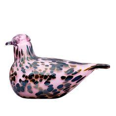 Bird by Toikka Rubiroosa pinkki