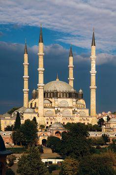 Selimiye Camii, Edirne, Turkey, Mimar Sinan