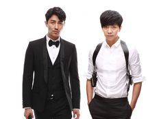 Lee Seung Gi and Cha Seung Won have a message for fans of You Are All Surrounded