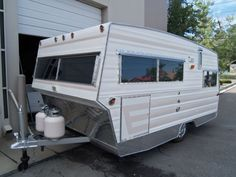 Aristocrat Travel Trailer  Foot