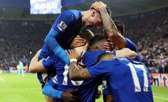 The Secret Behind Leicester City FC Success Revealed Leicester City Football, Leicester City Fc, Jamie Vardy, Fc Porto, Europa League, Champions League, Hypebeast, Premier League, Couple Photos