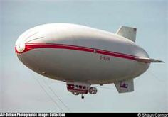 Airship Industries Skyship 500, G-BIHN, Airship Industries