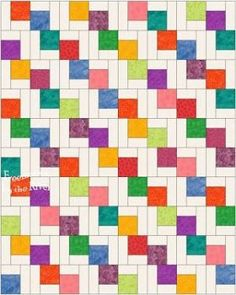 Quick and easy quilt tutorial by toni