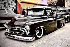 55 Chevy Truck, Chevy 3100, Holden Muscle Cars, Lowrider Trucks, Bagged Trucks, Classic Pickup Trucks, Custom Trucks, Cool Trucks, Dream Cars