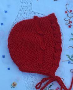 Baby Hats Knitting, Baby Knitting Patterns, Baby Patterns, Knitted Hats, Crochet Patterns, Crochet Hats, Made A Mano, Crochet Bikini, Winter Hats