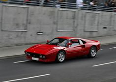 Ferrari GTO - Up there as one of the most beautiful Ferrari's ever