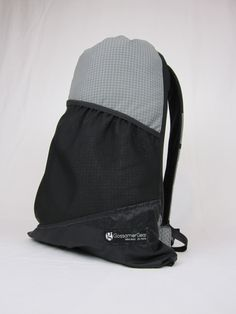 8.85 oz ultralight day pack (for your neighborhood or mountainside day trips)