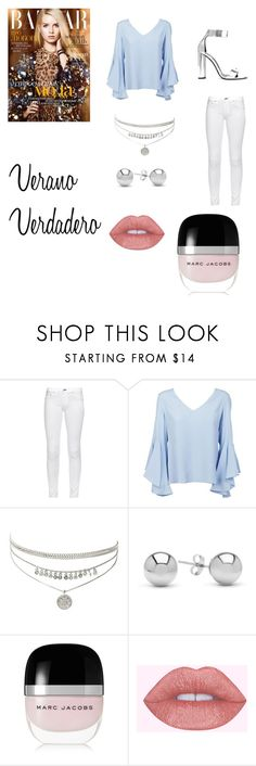 """""""Verano Verdadero"""" by joycelp on Polyvore featuring rag & bone, Dondup, Jewelonfire, Marc Jacobs and Tom Ford"""