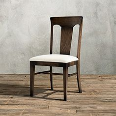 Holmes Dining Side Chair in Burnished Brown