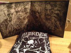 Marduk Front Schwein LP & shirt