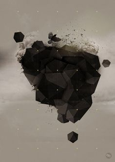 Polyhedral Experiment by carmieantonio  Sacred Geometry