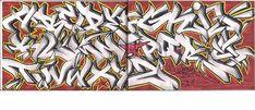 Photo Graffiti Writing, Graffiti Lettering, Typography, Grafitti Alphabet, Images Alphabet, Graffiti Wildstyle, Letter Art, Letter Fonts, Alphabet Style