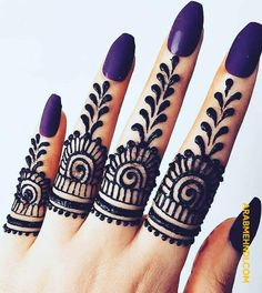 50 Most beautiful Ring Mehndi Design (Ring Henna Design) that you can apply on your Beautiful Hands and Body in daily life. Henna Tattoo Designs Simple, Finger Henna Designs, Latest Bridal Mehndi Designs, Full Hand Mehndi Designs, Henna Art Designs, Mehndi Designs For Beginners, Mehndi Designs For Fingers, Latest Mehndi Designs, Mehndi Designs For Hands